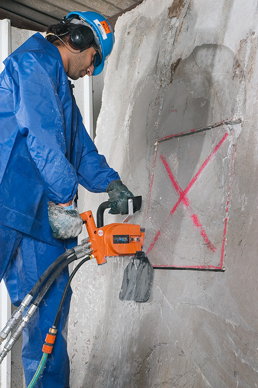 Ductile Iron Chain Saws Toolgal Innovative Diamond Tools